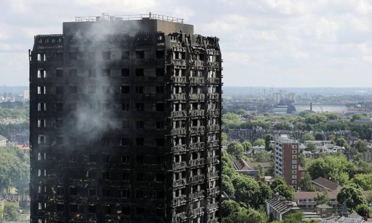 Πυρκαγιά Λονδίνο: Αυξάνεται ραγδαία ο αριθμός των νεκρών του Grenfell Tower