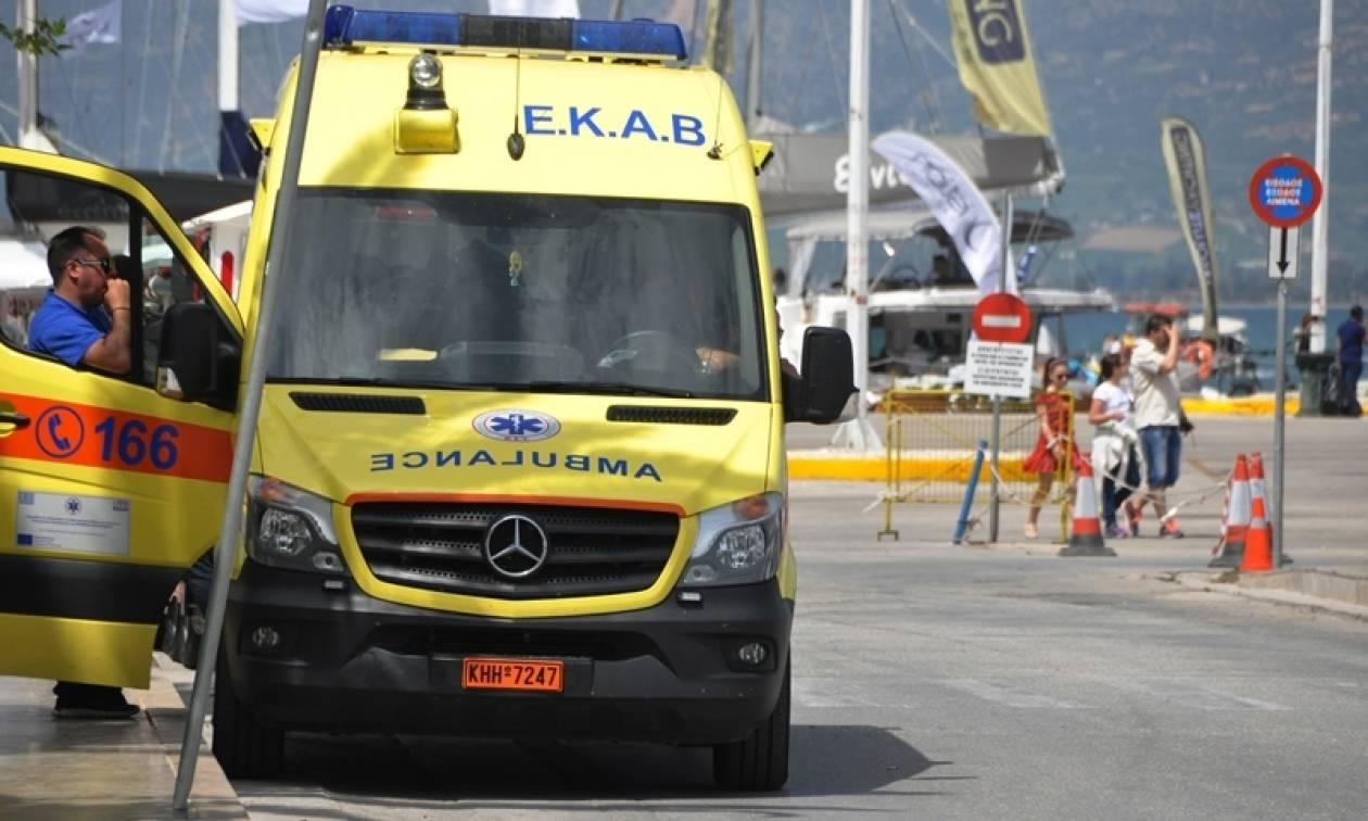 Φρικτό ατύχημα τουρίστριας στη Νάξο