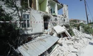 Μυτιλήνη: Στα 690 τα κτήρια που κρίθηκαν ακατάλληλα μετά το φονικό σεισμό