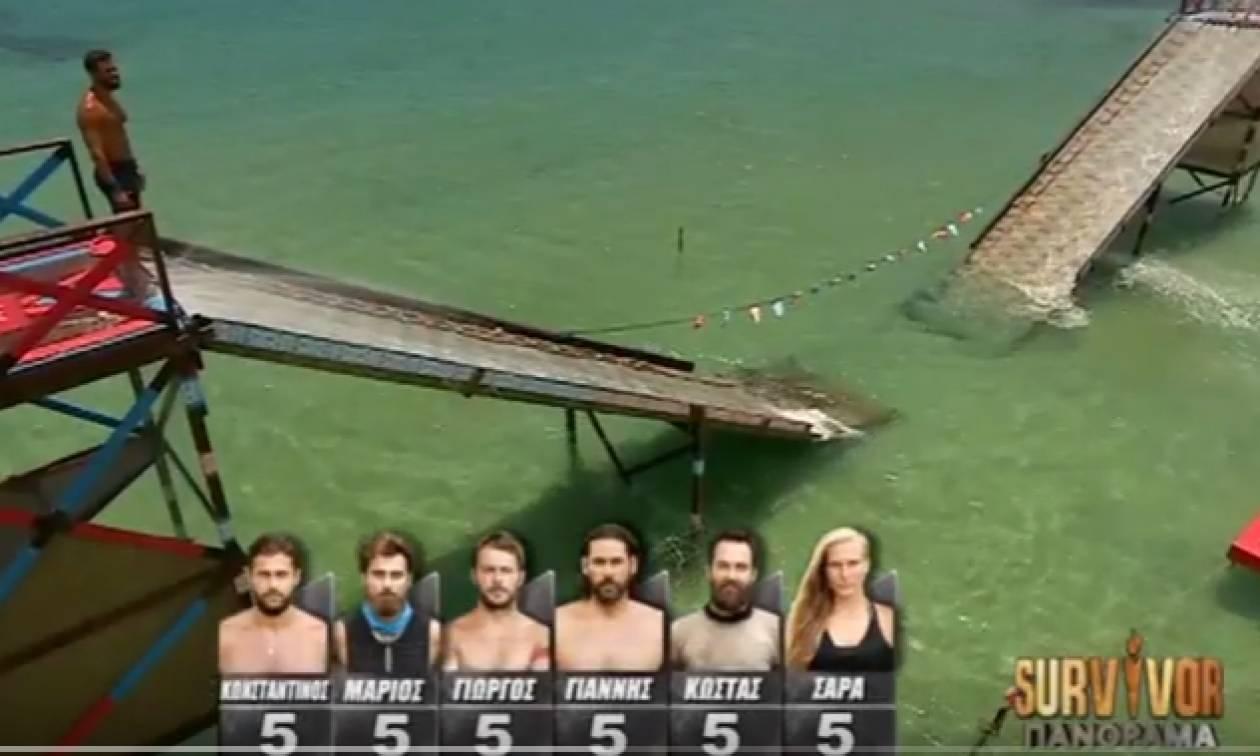 Survivor: Ετσι θα γίνει το αποψινό ατομικό αγώνισμα. Δείτε τα πρώτα πλάνα! (video)