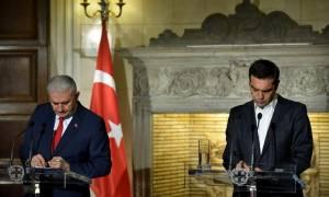 Κυβερνητικές πηγές: Τον τερματισμό των παραβιάσεων στο Αιγαίο έθεσε ο Τσίπρας στον Γιλντιρίμ