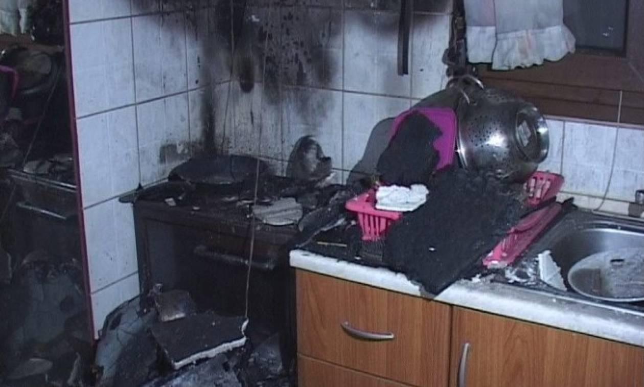 Τρίκαλα: Από την κουζίνα ξεκίνησε η πυρκαγιά με θύμα την 24χρονη Χριστίνα