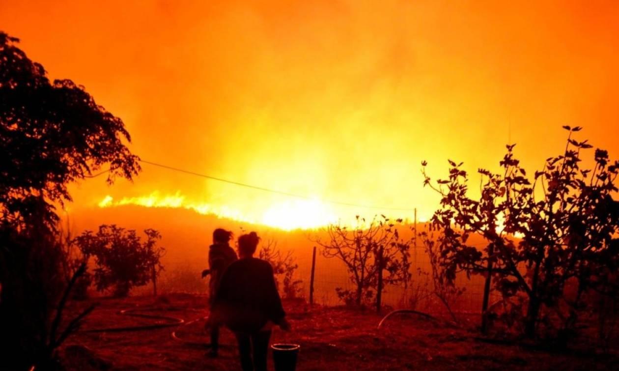 Πορτογαλία: Μαίνονται για τρίτη μέρα οι πυρκαγιές - Αυξάνεται συνεχώς ο αριθμός των νεκρών