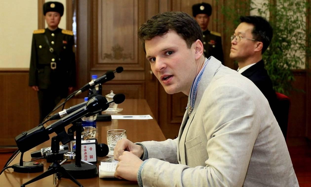 Πέθανε ο Αμερικανός φοιτητής που παρέμεινε φυλακισμένος για 17 μήνες στη Βόρεια Κορέα