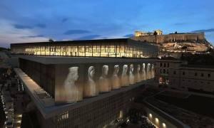 Το Μουσείο της Ακρόπολης γιορτάζει σήμερα (20/6) τα όγδοα γενέθλιά του