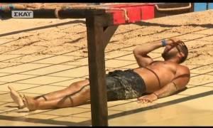Survivor: Δείτε καρέ - καρέ τον τραυματισμό του Βασάλου