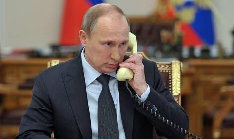 Путин и Радев обсудили по телефону вопросы развития российско-болгарского сотрудничества