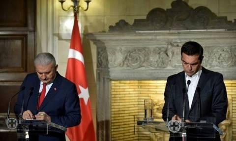 В Афинах подводят итоги визита премьер-министра Турции Бинали Йылдырыма