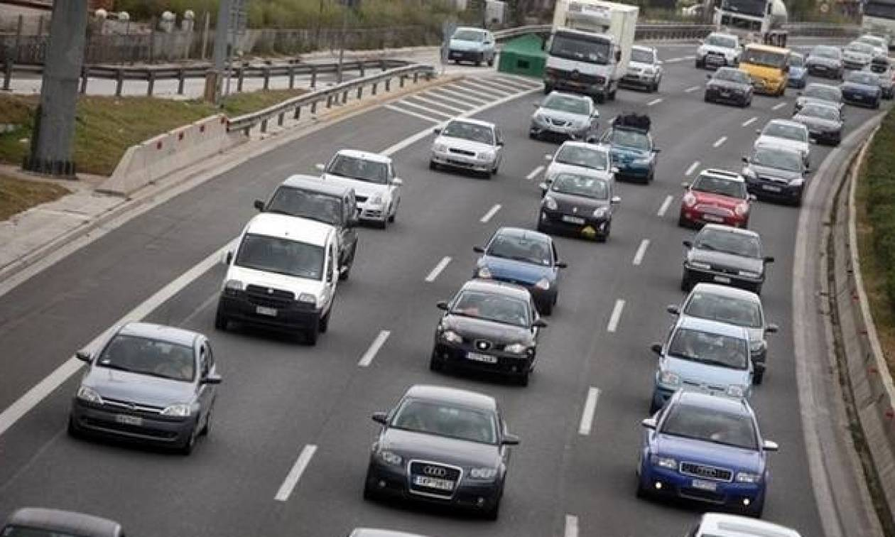 Χάος στους δρόμους της Αθήνας – Κάντε κλικ ΕΔΩ και δείτε πού παρατηρούνται προβλήματα