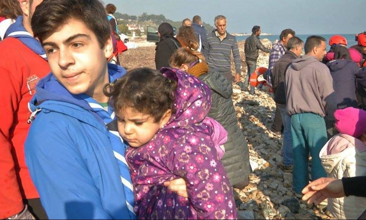 Παγκόσμια ημέρα προσφύγων: Οι πρόσκοποι δίπλα στους πρόσφυγες