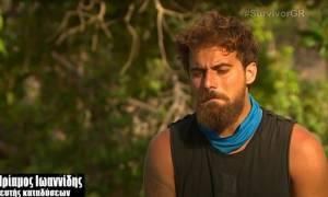 Survivor:Τα καρφιά του Μάριου για τον Ντάνο:«Το έκανε ίσως στρατηγικά σε μία ενδεχόμενη ψηφοφορία»