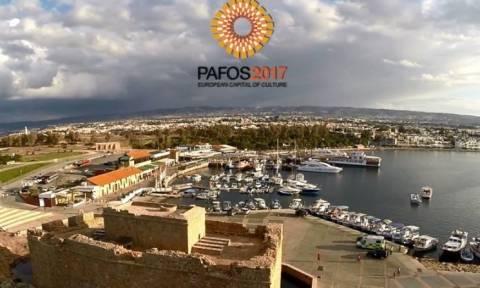 Благодаря статусу «Культурная столица ЕС» в Пафосе отмечается туристический подъем