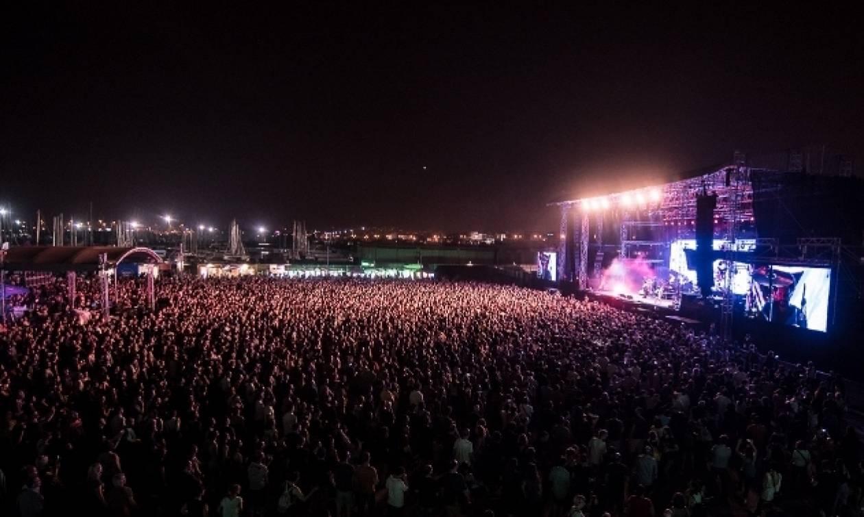 Release Athens Festival 2017: «Έριξε αυλαία» με Thievery Corporation και Archive (pics)