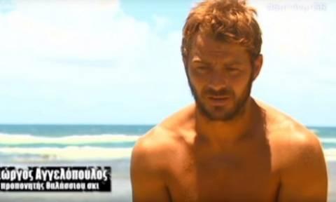 Survivor: Η περίεργη κίνηση του Ντάνου προς τη Σάρα (video)