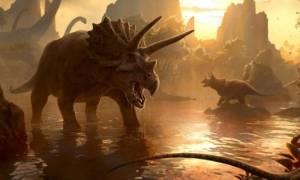 Έτσι κατέκτησαν... τη Γη οι δεινόσαυροι