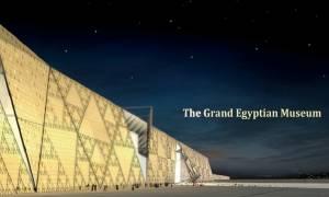 Μεγάλες εικόνες: Χτίζουν το καινούριο παλάτι του Τουταγχαμών στην Αίγυπτο