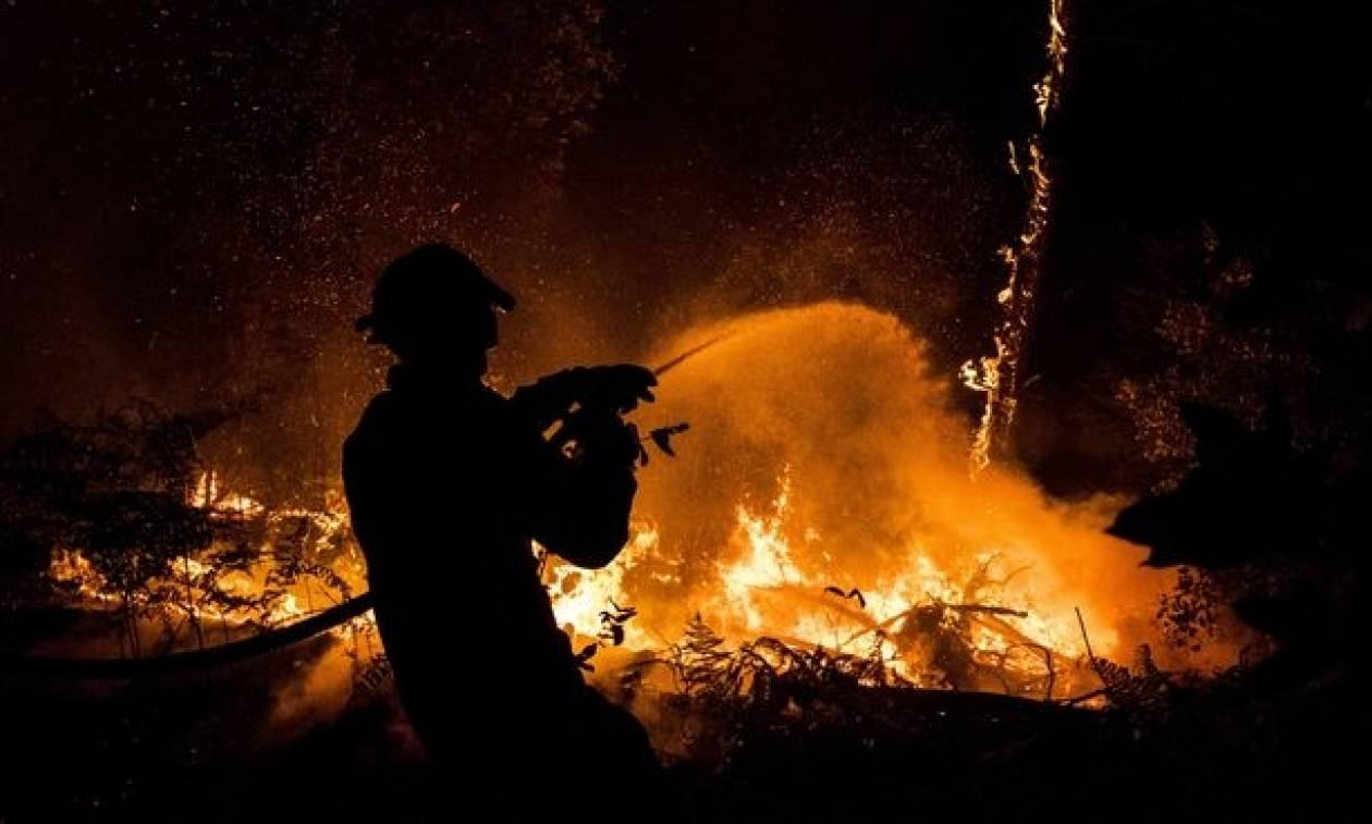 Φωτιά Πορτογαλία: 12 άνθρωποι σώθηκαν επειδή κρύφτηκαν σε δεξαμενή νερού