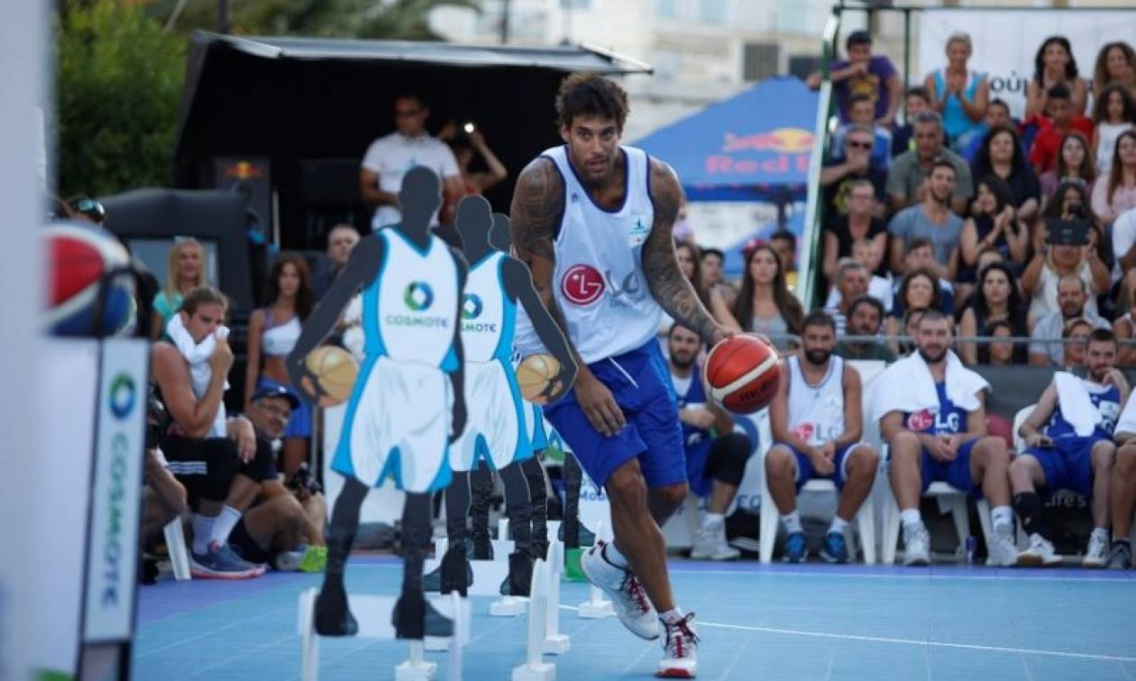 COSMOTE Skill Challenge