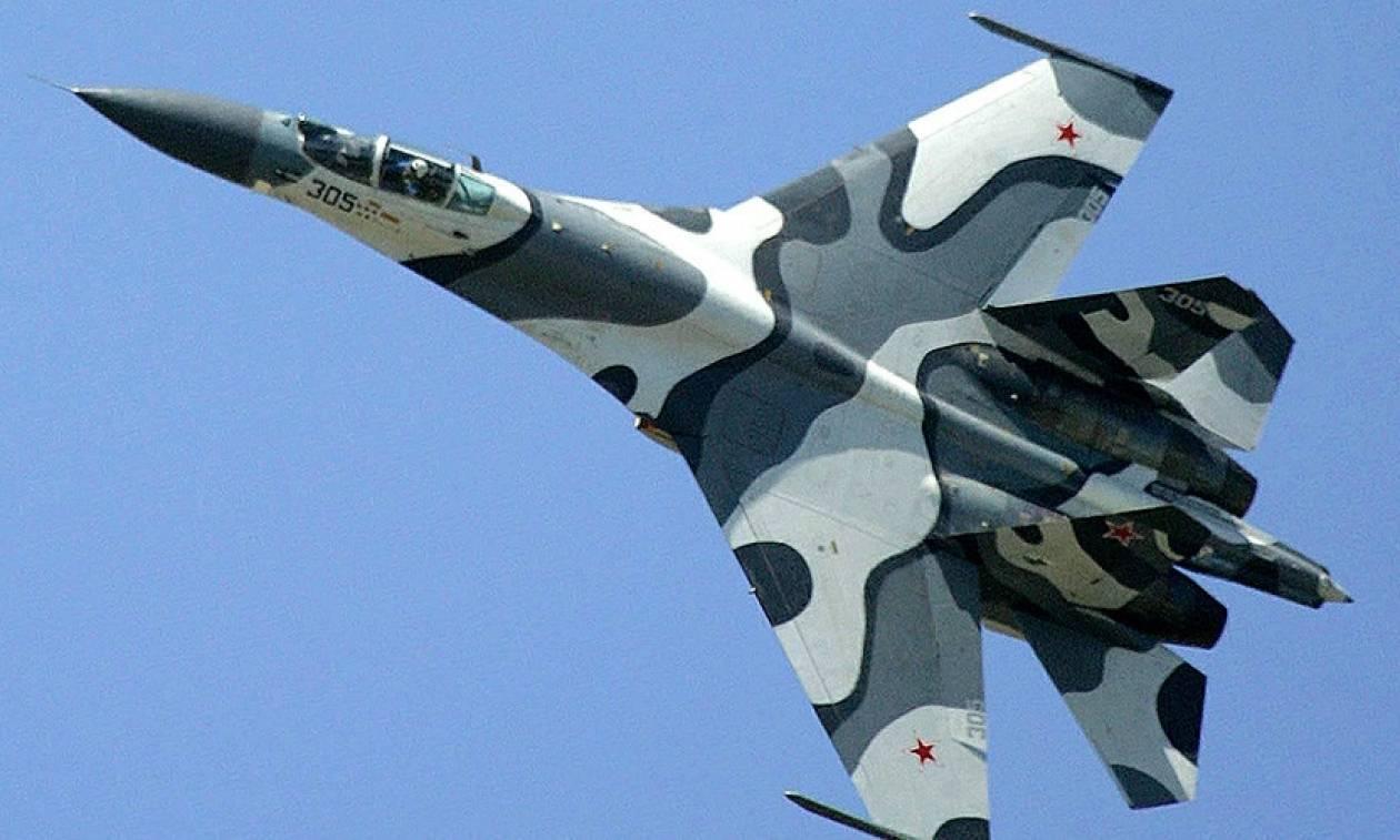 «Θερμό» επεισόδιο ΗΠΑ - Ρωσίας: Επικίνδυνη αναχαίτιση κατασκοπευτικού από καταδιωκτικό
