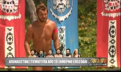 Survivor: Ο Αναγνωστόπουλος αποκαλύπτει το σχέδιο εξουδετέρωσης του Ντάνου (video)