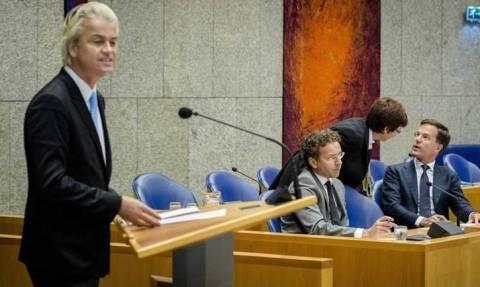 Герт Вилдерс: «Греки тратят все деньги ЕС на сувлаки и узо»