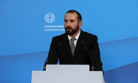 Capital controls will be lifted very soon, gov't spokesman Tzanakopoulos says