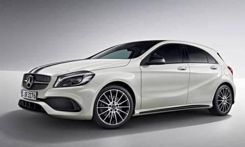 Νέα Mercedes-Benz A-Class «White Art Edition»: Εντυπωσιακή εντός και εκτός