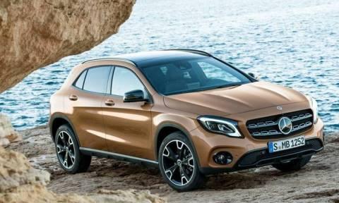 Νέα Mercedes-Benz GLA: Ακόμα καλύτερη