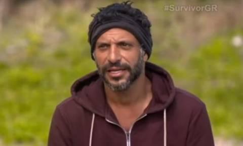 Survivor: Η αποκάλυψη του Χρανιώτη για την ανταλλαγή φαγητού