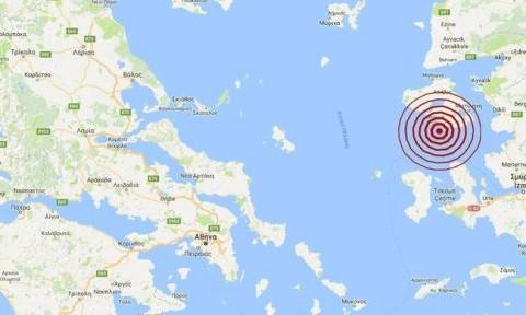 Light tremor wakes up Mytilene; part of seismic sequence, say seismologists