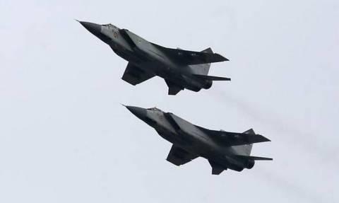 Απίστευτη αερομαχία ΝΑΤΟϊκού F-16 με το αεροσκάφος που επέβαινε ο Ρώσος υπουργός Άμυνας