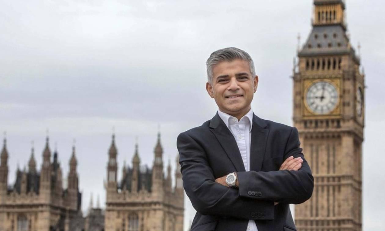Ο δήμαρχος Λονδίνου προς Τερέζα Μέι: Να παραμείνει η χώρα στην ενιαία αγορά μετά το Brexit