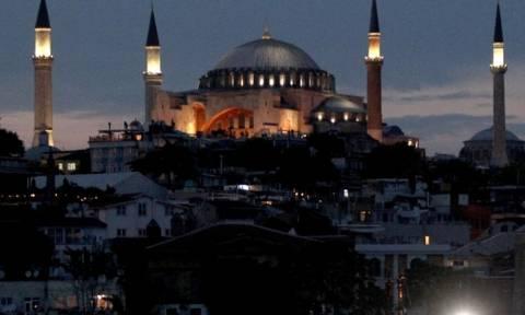 Παρέμβαση της UNESCO για την τουρκική πρόκληση στην Αγιά Σοφιά