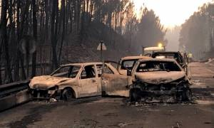 Πορτογαλία: Υπό έλεγχο οι φονικές πυρκαγιές