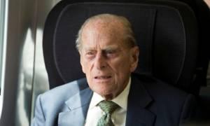 Βρετανία: Εξιτήριο από το νοσοκομείο πήρε ο πρίγκιπας Φίλιππος