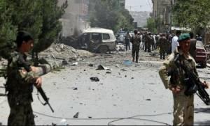 Μακελειό στο Αφγανιστάν: Τουλάχιστον 34 νεκροί από επιθεση καμικάζι