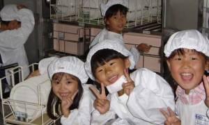 Τα σχολικά γεύματα στην Ιαπωνία δεν έχουν καμία σχέση με τα αντίστοιχα άλλων χωρών - Δείτε γιατί