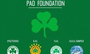 Η παρέμβαση του Δημήτρη Γιαννακόπουλου για την επανίδρυση του Συλλόγου: «PAO Foundation»