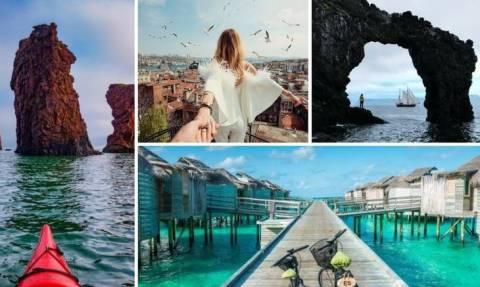 Οι δέκα travel bloggers που θα σε κάνουν να ταξιδέψεις!