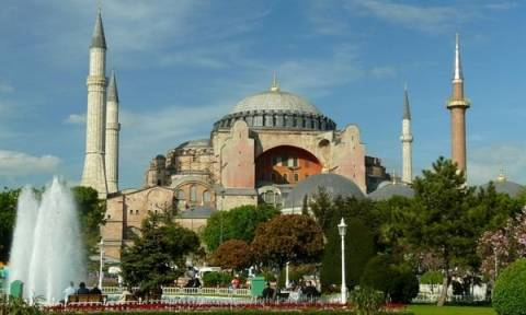 State Department: Hagia Sophia is of extreme importance
