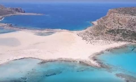 Είστε έτοιμοι για ένα ταξίδι μέχρι τα Χανιά της Κρήτης; (video)