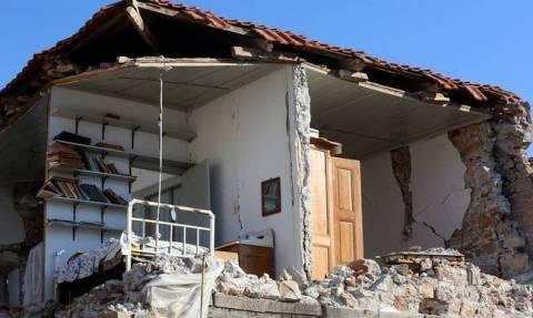 Μυτιλήνη: Στα 1061 τα μη κατοικήσιμα κτίσματα από τον φονικό σεισμό