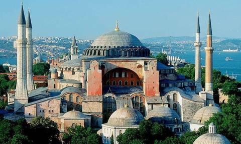 Τουρκικό παραλήρημα: Να ακούσει η Ελλάδα και ο κόσμος, η Αγιά Σοφιά είναι τέμενος