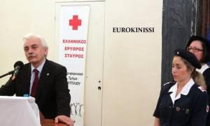 «Ο Ελληνικός Ερυθρός Σταυρός και ο εθελοντισμός σώζουν ζωές...» (vid)