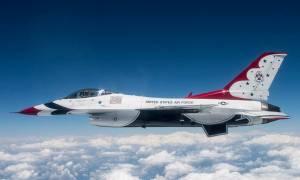 Συνετρίβη αμερικανικό F-16