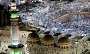 Σαουδική Αραβία: Απέτρεψαν τρομοκρατική επίθεση στο Μεγάλο Τέμενος της Μέκκας
