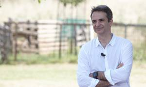 Μητσοτάκης στην Καρδίτσα: Αυτή η κυβέρνηση έχει απαξιωθεί πλήρως