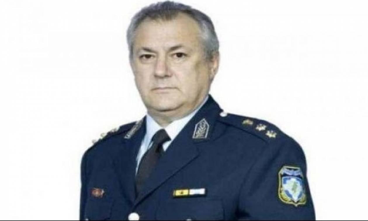 Τρισάγιο στην μνήμη του θύματος της τρομοκρατίας, ταξίαρχου Γιώργου Βασιλάκη