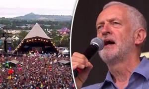Οι Βρετανοί αποθέωσαν τον Κόρμπιν στο μουσικό φεστιβάλ του Γκλαστονμπέρι
