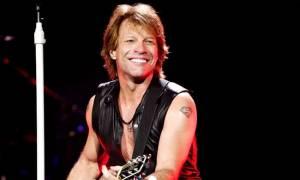 O John Bon Jovi είναι στην Ελλάδα! (φωτό)